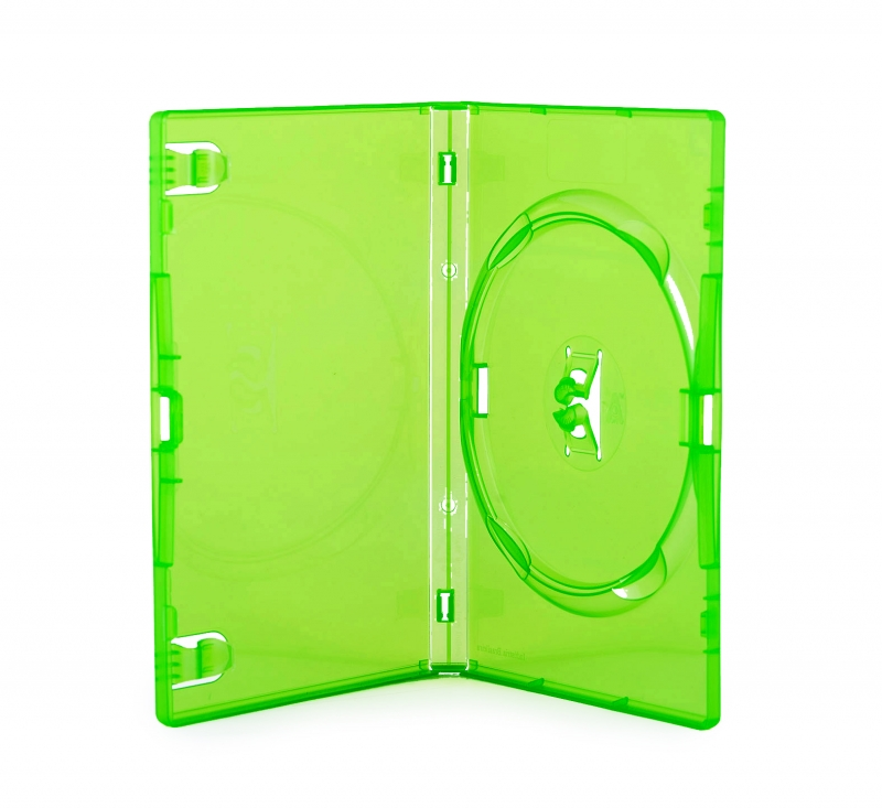 <p>BOX DVD AMARAY VERDE ESCURO 6757 - CÓD.1492</p>