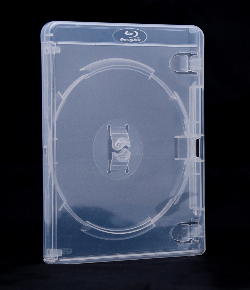 BOX BLU-RAY TRANSPARENTE SONY - CÓD.2976